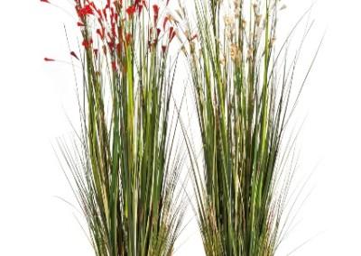 Gruen und Raum Kunstpflanzen / Textilpflanzen Fuchsschwanzgras